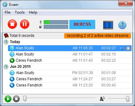 Resultado de imagen de Evaer Video Recorder for Skype