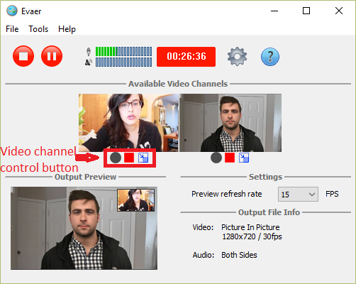 Record Skype Call with High Quality Video Recorder | Evaer